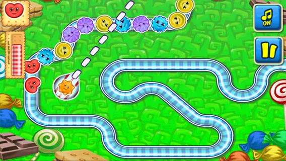 Jellyland screenshot 1