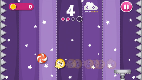 Jelly vs Candy screenshot 1