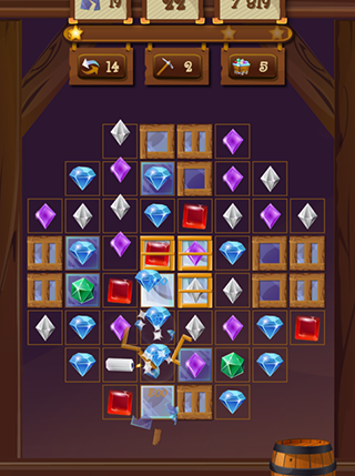 Jewel Legend screenshot 1