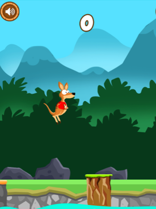 Jumpy Kangaroo screenshot 0