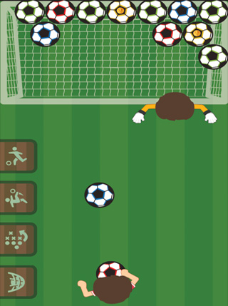 Kick Cup screenshot 2