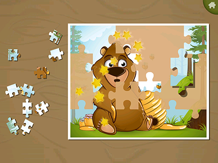 Kids Animal Fun screenshot 1