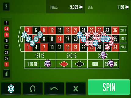 Las Vegas Roulette screenshot 1