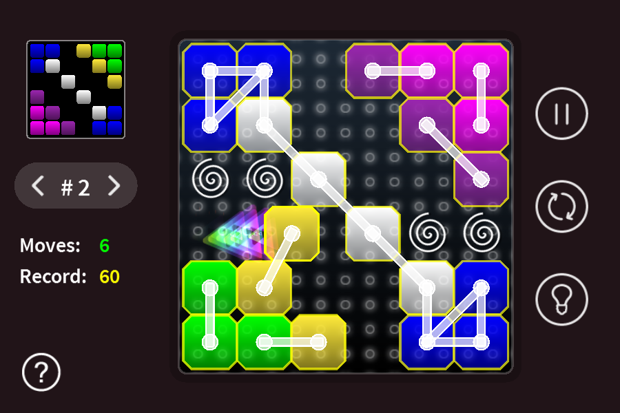 Links Puzzle screenshot 1