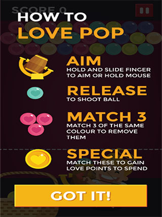 Love Pop screenshot 2