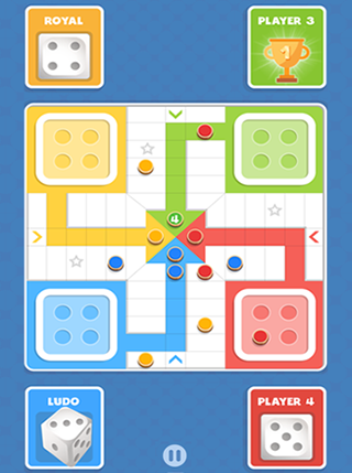Ludo legend screenshot 1
