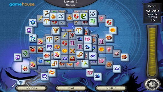 Mahjong Fortuna screenshot 0