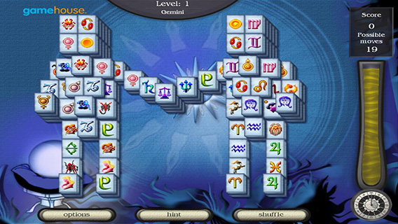 Mahjong Fortuna screenshot 1
