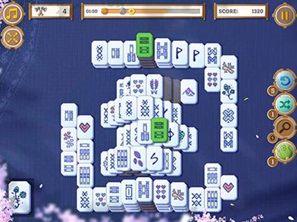Mahjong Quest screenshot 1