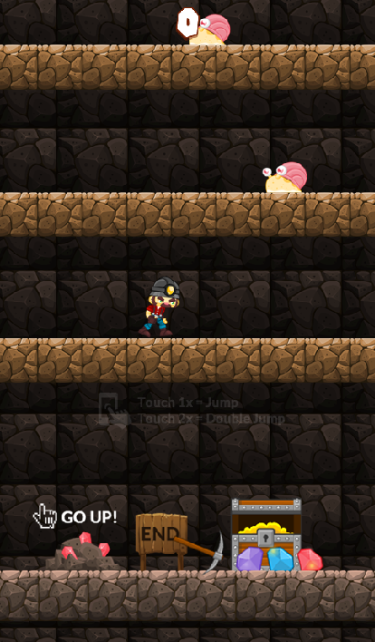 Miner Jump screenshot 1