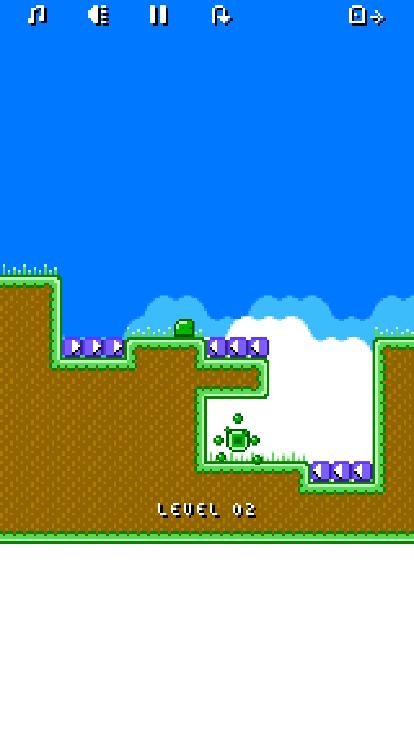 Mini Arrows screenshot 1