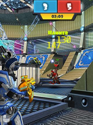 Moon Clash Heroes screenshot 2