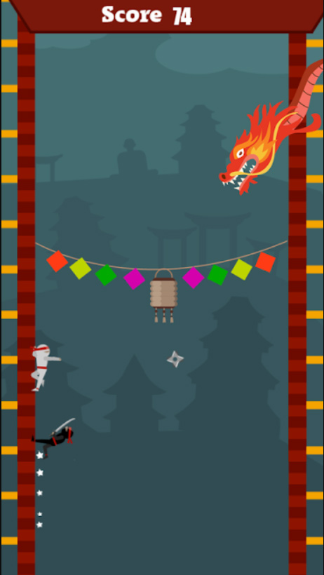 Ninja Dragon screenshot 1