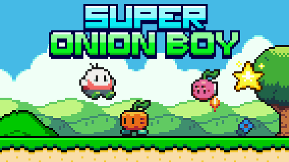 Super Onion Boy screenshot 0