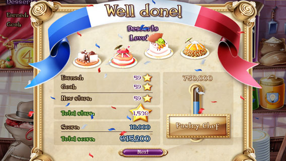 Pastry Passion screenshot 1
