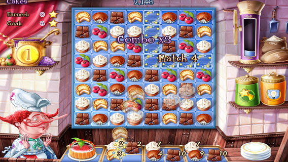Pastry Passion screenshot 2