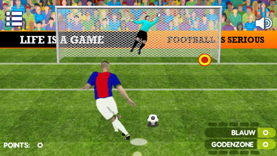 Penalty Shooters 2 screenshot 0
