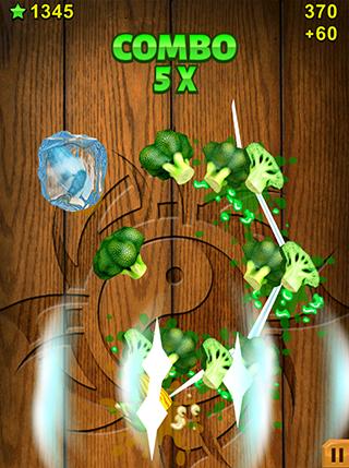 Pizza Ninja Mania screenshot 1