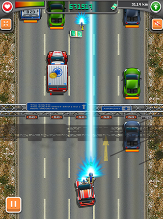 Road Fury screenshot 0