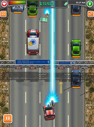Road Fury screenshot 1