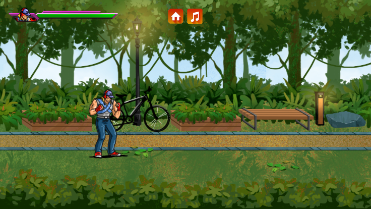 Roar of City screenshot 1
