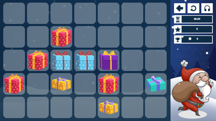 Santa's Gift Line screenshot 1