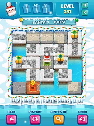 Santa's Quest screenshot 1