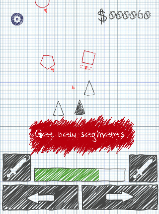 Segments screenshot 1