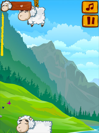 Sheep Stacking screenshot 2