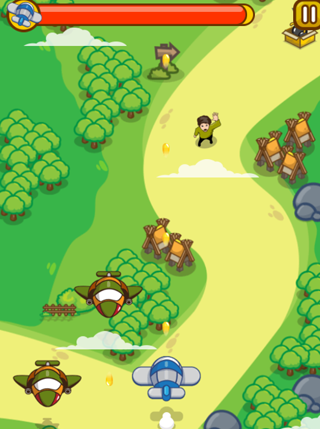 Sky Troops screenshot 0