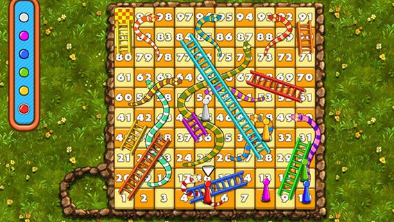 Snake and Ladders screenshot 0