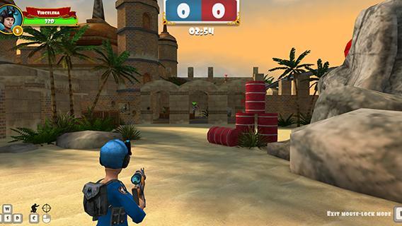 Sniper 3D Clash screenshot 1
