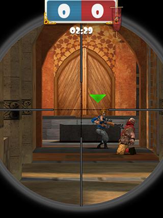 Sniper 3D Clash screenshot 2