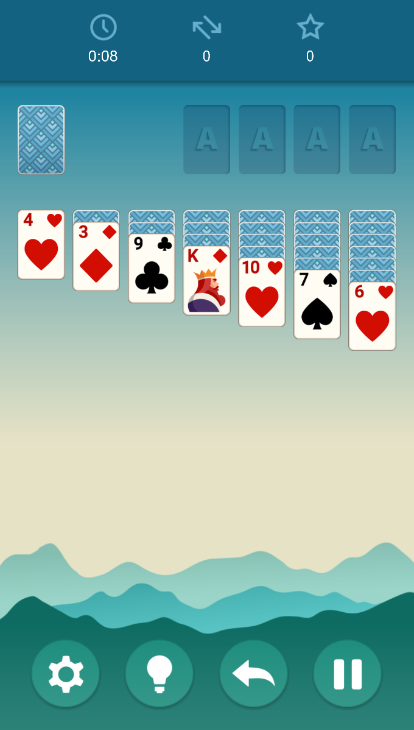 Solitaire legend screenshot 0