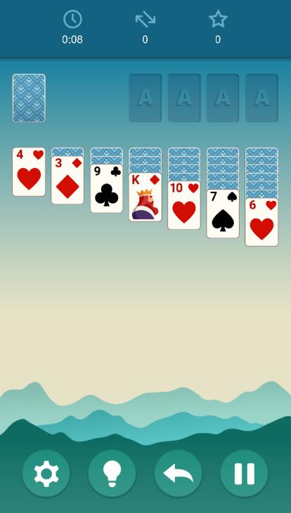 Solitaire legend screenshot 1