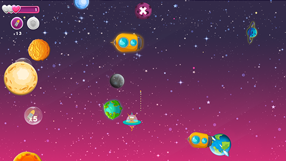Space Friends screenshot 0