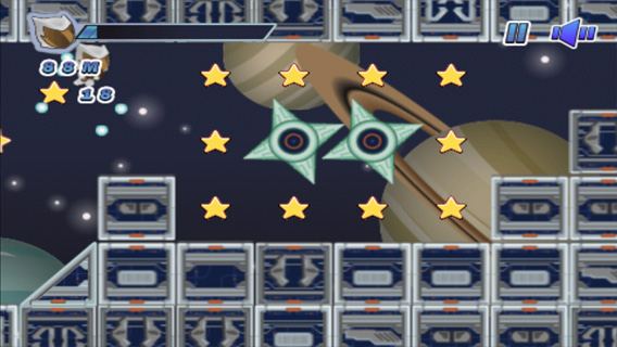 Starship Escape screenshot 1