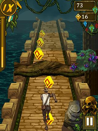 Temple Quest screenshot 1