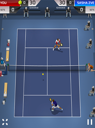 Tennis Open 2020 screenshot 0