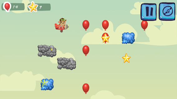 Tommy The Monkey Pilot screenshot 2