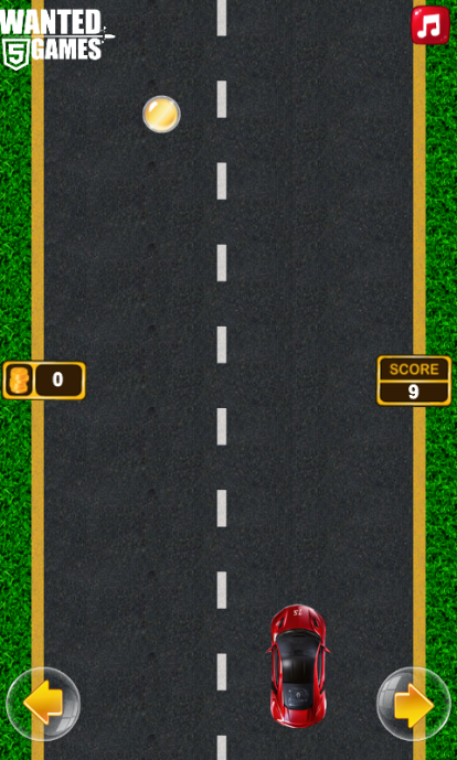 Traffic Car Racing screenshot 1