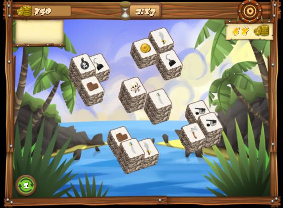 Treasure Island screenshot 1