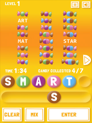 Word Candy screenshot 0