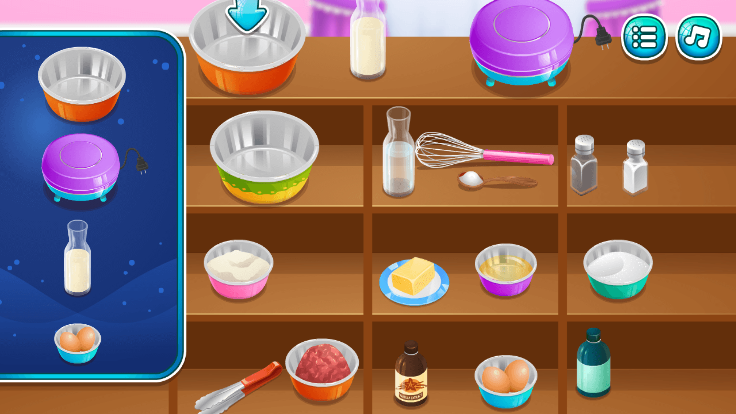Yummy Waffle Ice Cream screenshot 0