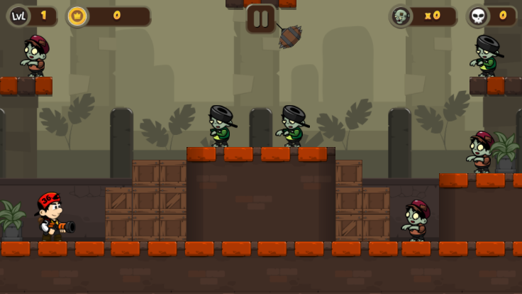 Zombie Buster screenshot 0