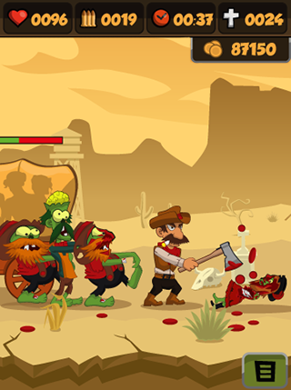 Zombie Massacre screenshot 1