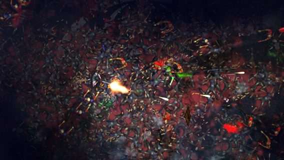 Zombie Outbreak Arena screenshot 2