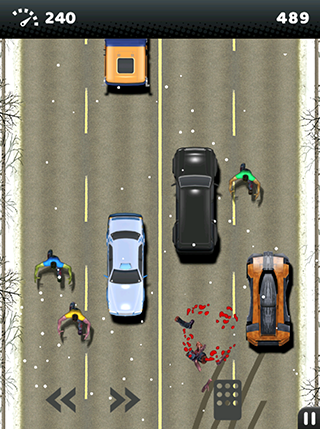 Zombie Road screenshot 1